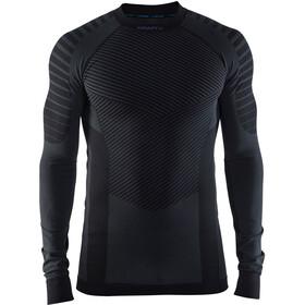 """Craft M's Active Intensity CN LS Shirt Black/Granite"""